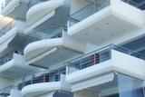 Балконы в годоских греческих квартирах