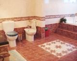 Ванная комната в богатом доме
