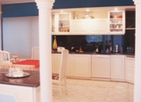 Визуально отдельная кухня