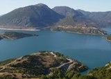 Фокида. Озеро Морнос