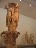 Музей в археологическом заповеднике Дельфы
