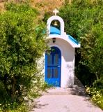 Греческие дома - домашняя церковь