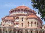 Монастырь Агиос Нектариус на Эгине