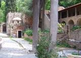 Монастырь Кессарьяни под Афинами