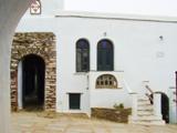 Монастырь Агии Пелагии на Тиносе