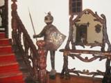 Средневековая крепость - таверна