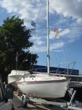 """Яхта """"Итака 17"""", Афины"""