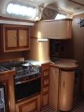Яхта Oseanis 54, камбуз